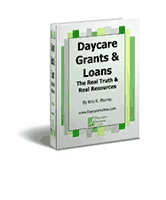 Daycare Grants and Loans