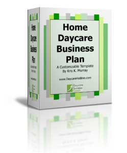 Home Daycare Business Plan Templates